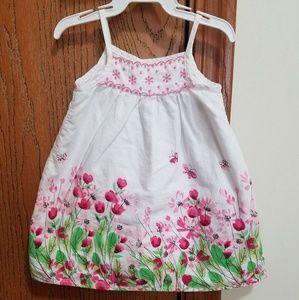 Flower baby girl dress